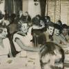 reunion de porfesores con persian en el fondo